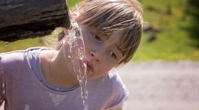 En Drôme : une eau propre à la consommation