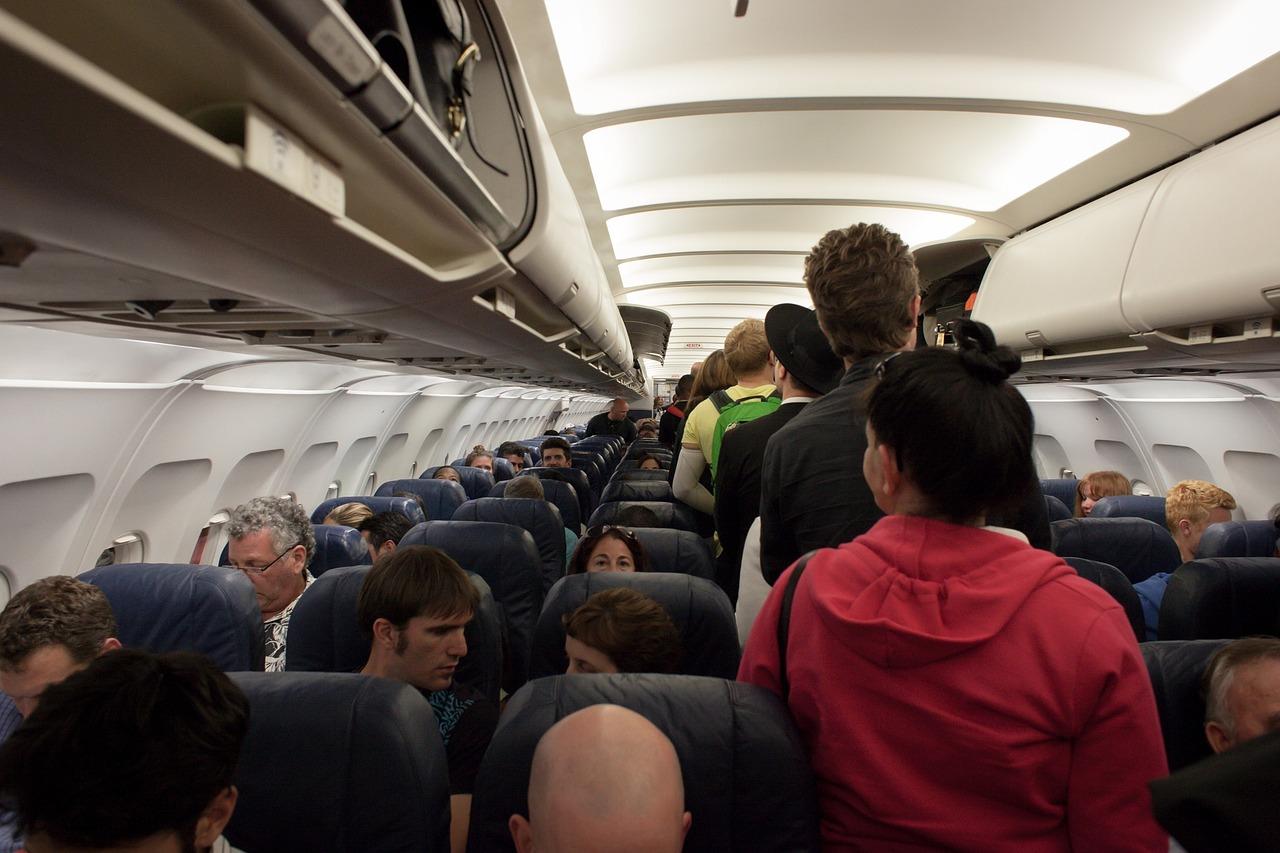 Vente en ligne de billet d'avion