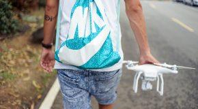 Offrir un drone